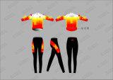 森菲雅工廠直銷個性定製夏季騎行服長袖騎行服褲子
