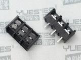 9.5mmPCB连接器公座180度 接线端子厂家