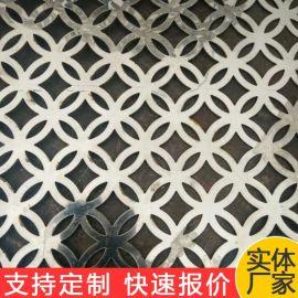 穿孔幕墙金属板 淮阴外墙装饰圆形冲孔网 金属板冲孔网 洞洞板网
