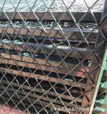 厂家供应钢板网防护网栅栏蒙华线防[【2017】铁路线路防护栅栏
