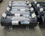 冷水海鲜鱼池缸纯钛蒸发器 换热器海产养殖海水钛炮20匹现货