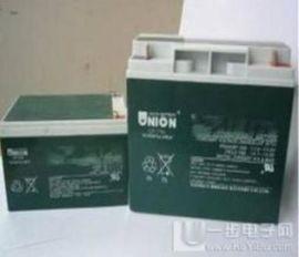 UNION友联MX12170 12V17AH太阳能直流屏UPS/EPS电源 铅酸蓄电池