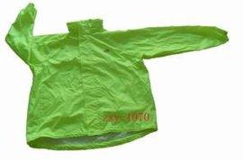鲜绿色雨衣套装 (ZXY-1070)