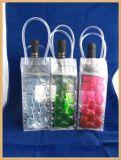 供应 pvc红酒袋 PVC红酒冰袋红酒手挽袋