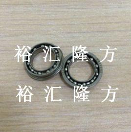 不锈钢 SF61700 法兰深沟球 SF6700 轴承 W61700R 开式 10*15*3mm