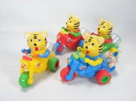 糖果玩具(可装糖回力卡通车)
