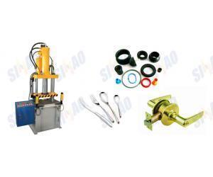 Y31双柱油压机 双柱液压机价格 快速液压机
