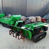 多種馬力配置的開溝機/自走式農田用施肥機