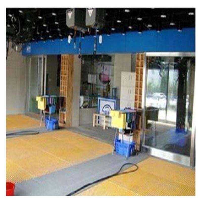 工廠格柵玻璃鋼格柵切割簡單