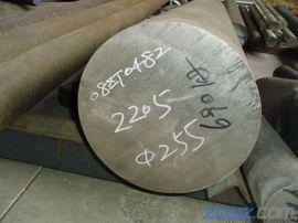 美标2205不锈钢圆钢。2205双相不锈钢棒料