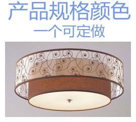 票白色正方形桌灯灯罩 客房床头摇臂灯,羊皮纸灯罩