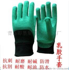 结实耐用乳胶手套3L2型