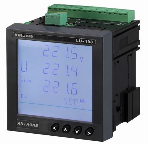 电力监测仪器, 电力监测仪表