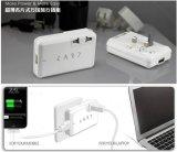 CA2環球旅遊萬國轉換插座/支持USB 1A快充模式