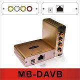 二路复合视频/立体高保真音频延长器MB-DAVB