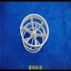 供应PP塔填料塑料鲍尔环 PP塑料鲍尔环填料 传质PP塔填料