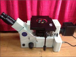 特价供应二手现货 GX51倒置金相系统显微镜