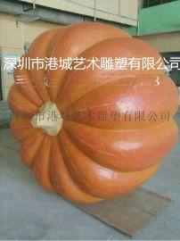 厂家批发玻璃钢水果雕塑工艺品 植物装饰雕塑摆件
