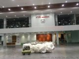广汽本田展厅铝单板吊顶规格 500*1500勾搭板