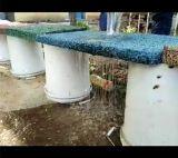 透水地坪材料有哪些水泥石子 胶结剂