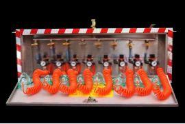 ZYJ-A箱式压风自救装置, 压风自救器