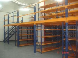 中山民众货架厂做仓库货架的选择LHZB货架公司