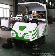 小林牌驾驶式电动扫地车|电动清扫车厂家直销