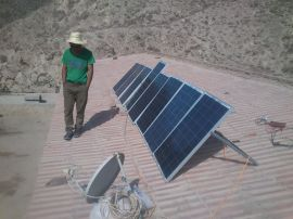 武威程浩供应兰州太阳能教学设备,兰州2kw太阳能离网发电系统,太阳能光伏板