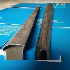 不锈钢高铜管图片, 不锈钢扇形锥管图片厂家广东佛山丰佳缘制造