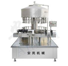 青州实惠的白酒灌装设备   厂家直销批发白酒灌装机