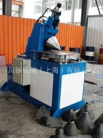 上海YK500圆锥卷板机该机用于各种锥形圆筒,**厚卷制厚度3mm