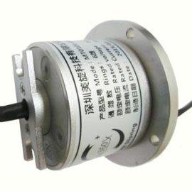 大电流精密导电滑环, 大功率3相电机导电滑环