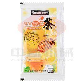 液体酱料包装机厂家供应 蜂蜜柚子茶酱包装机 袋装酱包自动装机