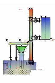 玄武岩纤维池窑设备(DSC-600)