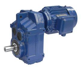 永坤传动 重型减速机系列 TNF 平行轴斜齿轮减速电机