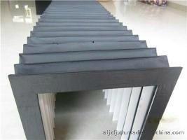 山东庆云奥兰机床附件制造有限公司生产横梁4210型风琴防护罩