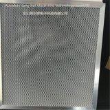 光触媒铝基网  二氧化钛窝蜂铝基过滤网  加厚铝基网除错