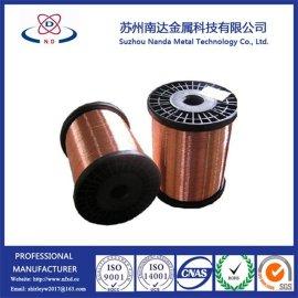 铜包钢线裸线 10-40%导电率