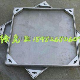 耀恒 厂家供应201不锈钢电力检查井盖 工程检修井盖盖板
