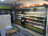 上海水果風幕櫃找廠家定製多少錢一米