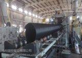 钢带增强波纹管400报价 河北钢带管厂家