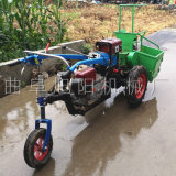 自走式秸秆还田收割机单行玉米收获机新型农田收获机