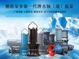 专用泵站潜水混流泵安装图纸