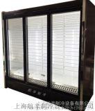 商用多门拉门冷柜 厂家直销 速冻柜