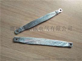 裸铜编织线避雷铜编织线铜网状编织带铜编织导电带