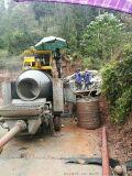贵州混凝土搅拌拖泵好用吗?