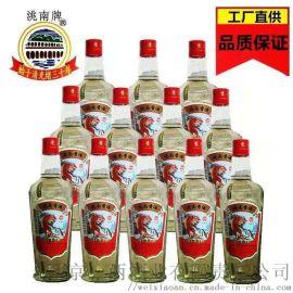东北特产纯粮食烧酒洮南香42度500ml简装白酒