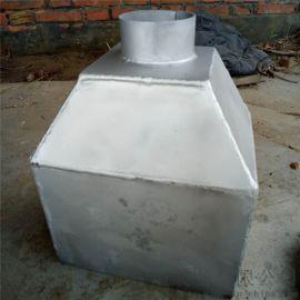 铸铁两件套87型雨水斗钢制热镀锌侧入雨水斗落水斗