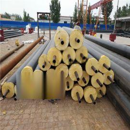 山东 鑫龙日升 钢塑聚氨酯保温管DN350/377 聚氨酯发泡保温钢管