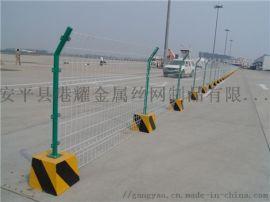 圈地围栏网,双边丝护栏网,绿色铁丝网围栏